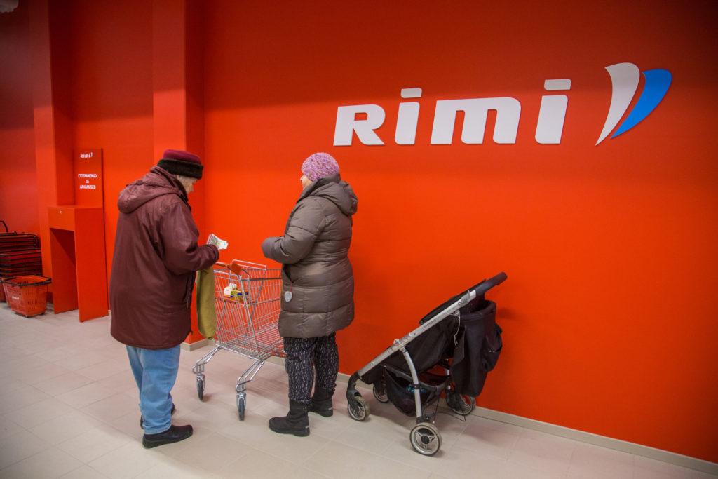 Rimi e-pood alustab Tallinnast ja pakub sama päeva tarnet