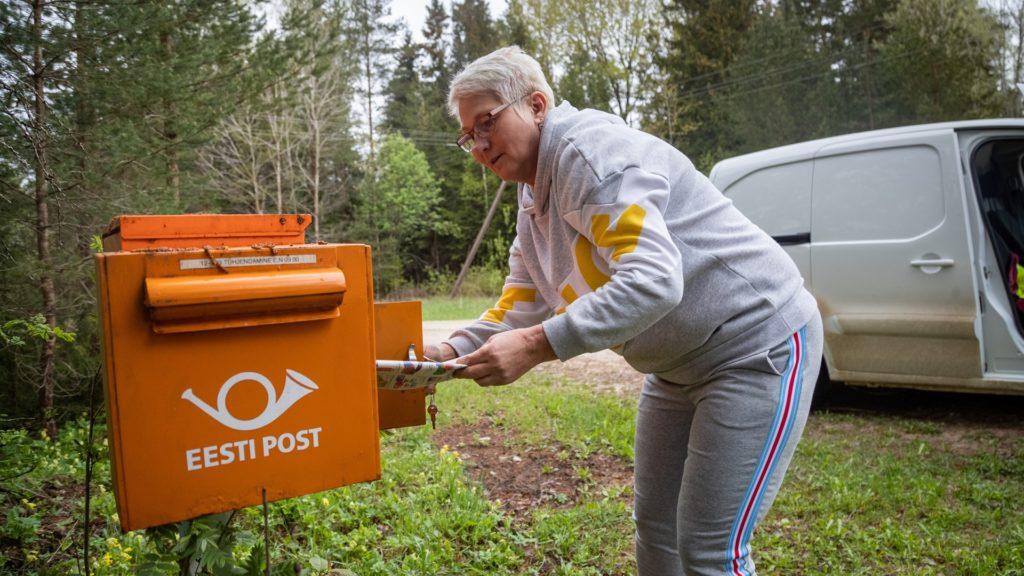 96e626d5adc Ratas: Omniva peab tagama ajalehtede kojukande maapiirkondades, ka ...